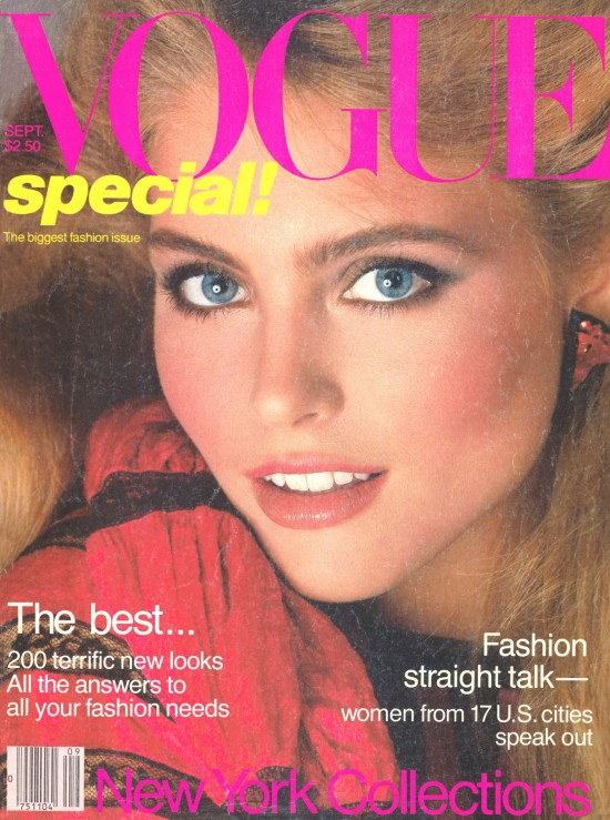 Vogue September 1980